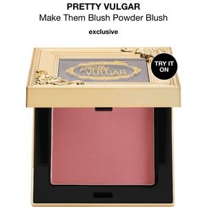 Pretty Vulgar Make them Blush Powder Blush